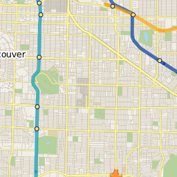 Route 99: Commercial-Broadway / UBC (B-Line) — TransitDB